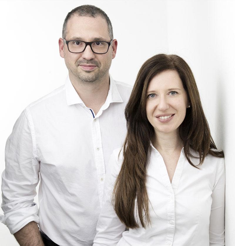 Steffi und Gino Dal Fabbro